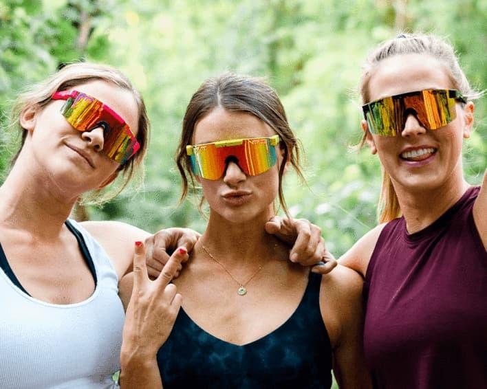Pit Viper best uv sunglasses